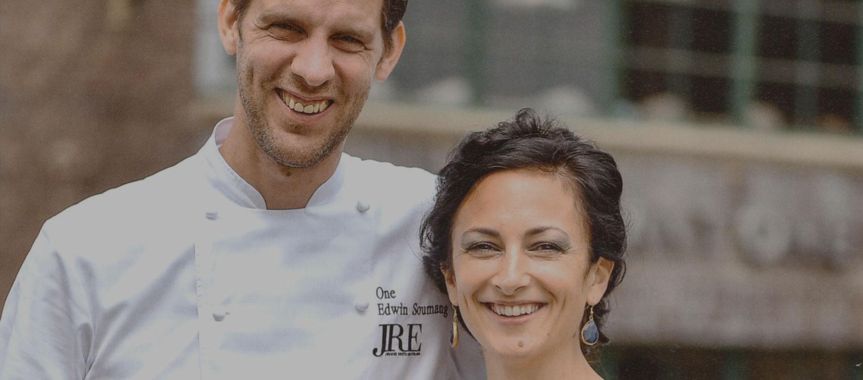 Limburgs-Canadees duo geeft Roermond een culinaire impuls