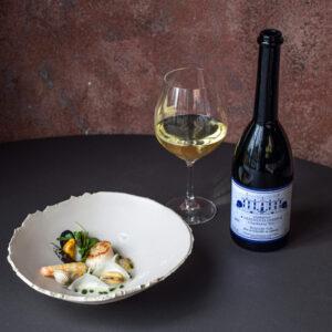 Wijn Spijs Combinatie - Chardonnay Wit Genoels-Elderen