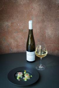 Wijnspijs combinatie yellowtail kingfish Markus Molitor